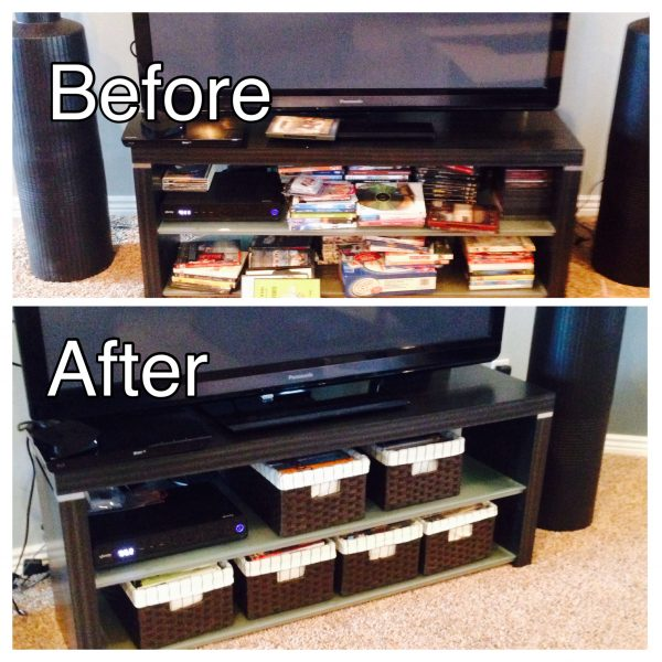 DVD media storage ideas