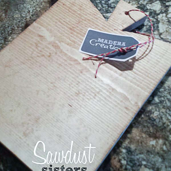 DIY Cutting Board from Scrap Wood