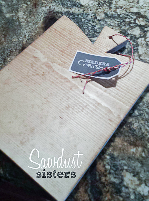 This DIY scrap wood cutting board is a fun, simple variation of the average cutting board and makes a great gift. Get creative shaping the handle and you'll have a unique design for you or someone else to enjoy!
