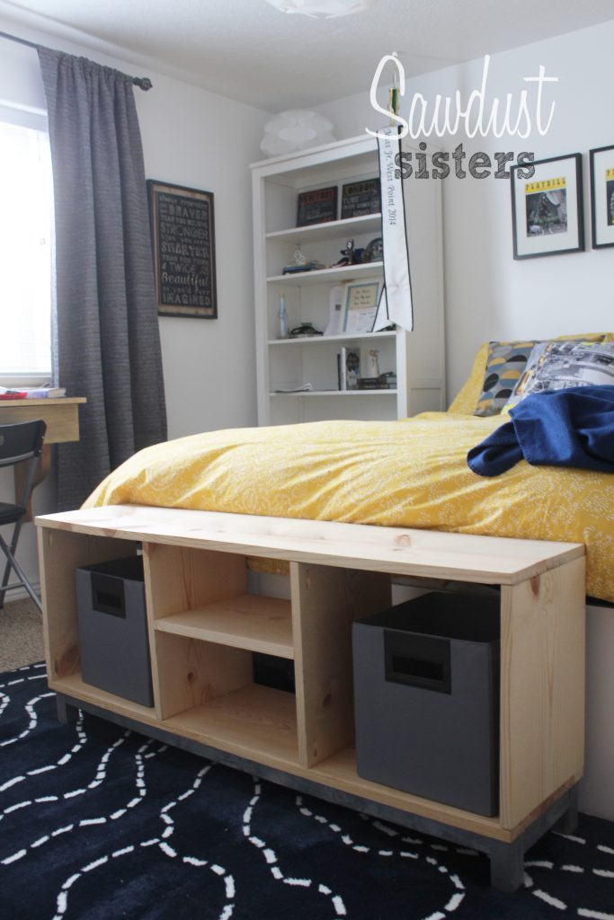 "DIY IKEA bench.Build this IKEA look alike bench for only $30! IKEA""S version is $199."