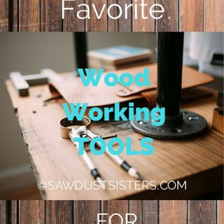 Top 5 Favorite Tools to start woodworking!