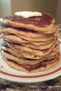 Easy Pancake Recipe from scratch