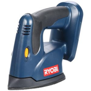The Ryobi Cat Cordless Sander. One y top 5 favorite tools