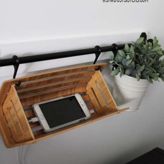 IKEA Phone Charging Station
