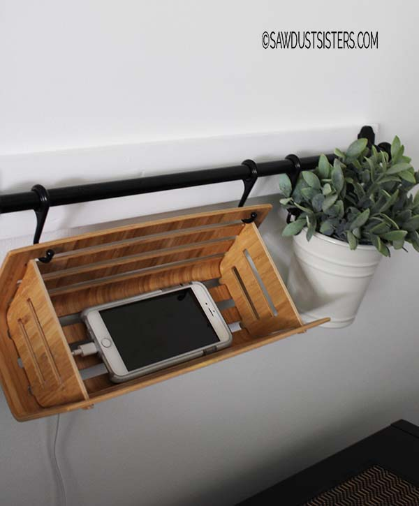 IKEA Phone Charger Station