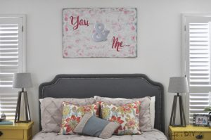 DIY-Distressed-you-and-Me-wall-art-