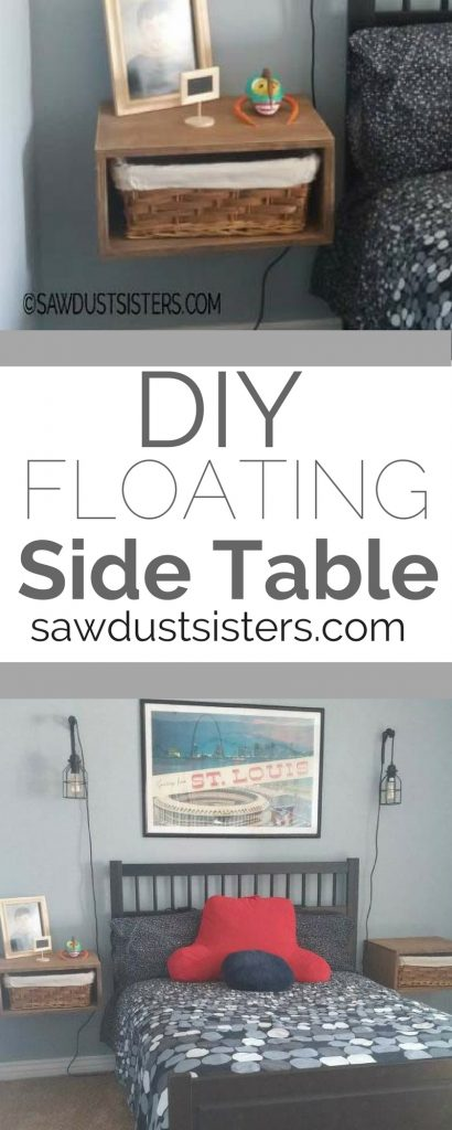 Love these!!! DIY side table. Must build :)