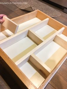 DIY Drawer Divider INSERTS! Brilliant!