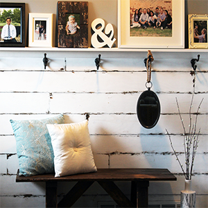 Faux ShipLap Wall Video Tutorial