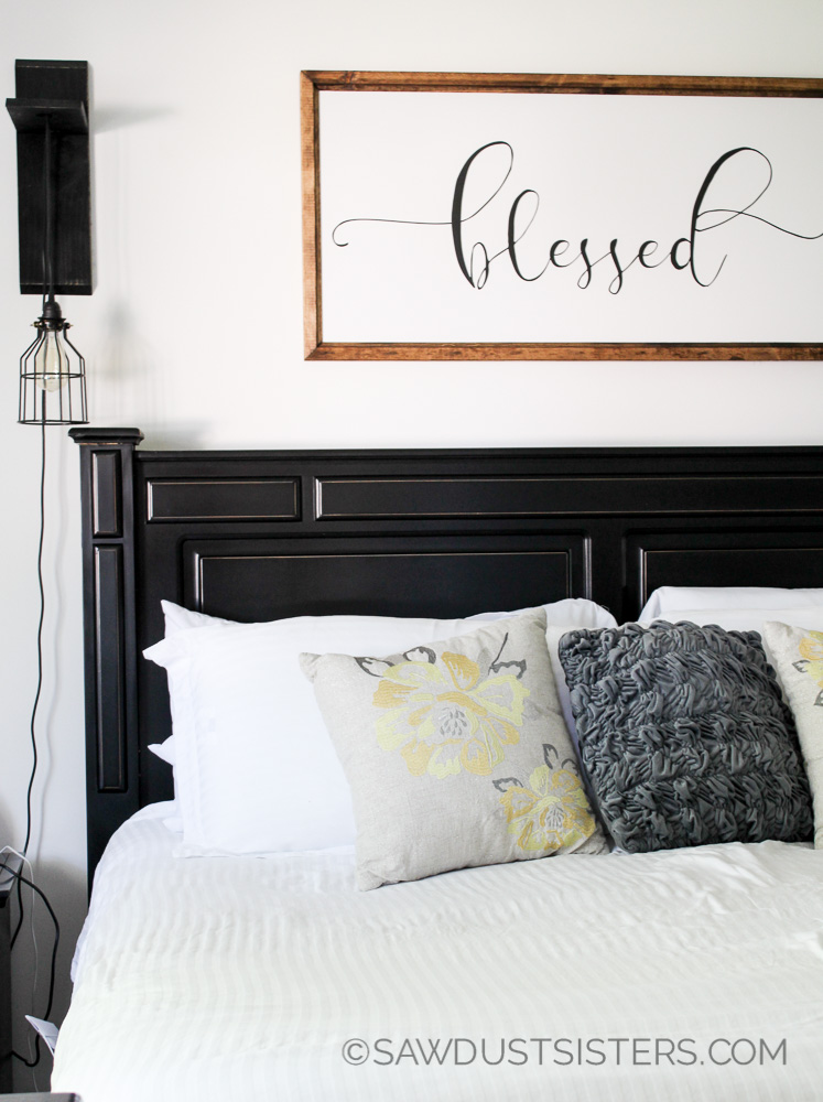 Budget Friendly Master Bedroom Decor