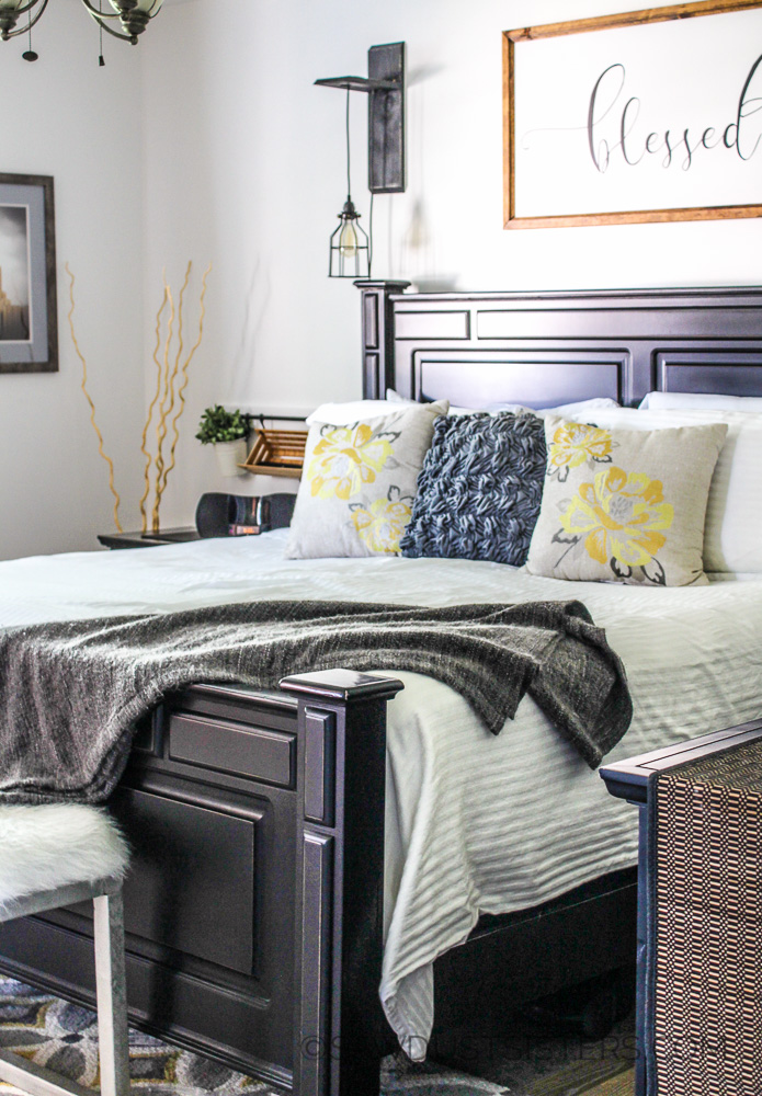 Master Bedroom Decor on a BUDGET! Lots of great IDEAS!