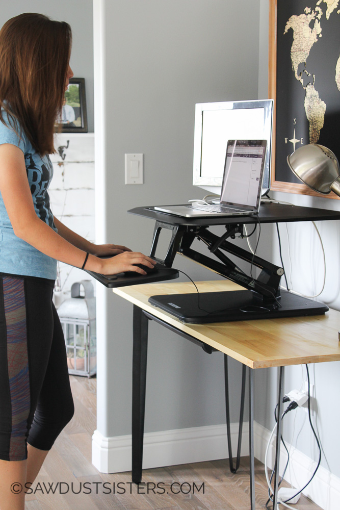 The FLEXISPOT Desk Riser. A brutally honest review.