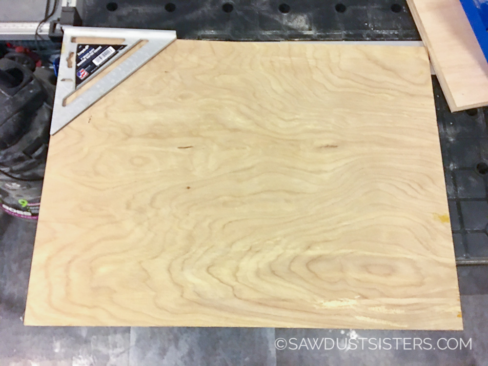 Building a drawer is not as hard as you think! This tutorial teaches the EASIEST way to build a drawer box!