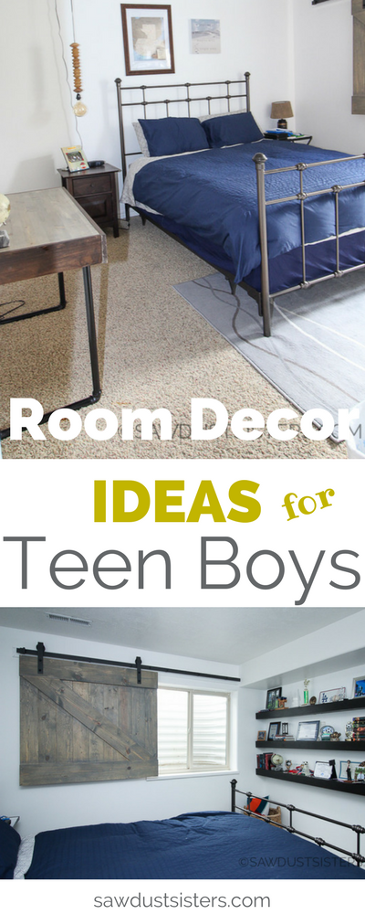 Incredible Room Decor Ideas For Teen Boys Sawdust Sisters Download Free Architecture Designs Scobabritishbridgeorg