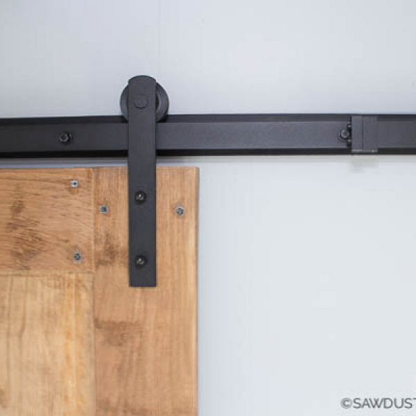 Installing Barn Door Hardware in 5 Easy Steps
