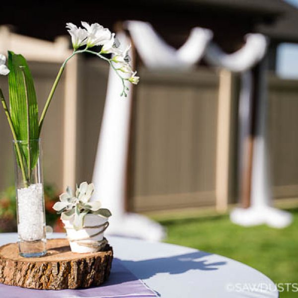 Backyard Wedding Ideas that are Elegant and Budget-Friendly